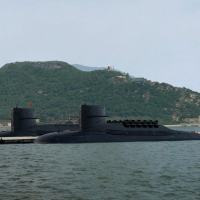 China - SSBN Type 94 Jin Ballistic Missile Submarine