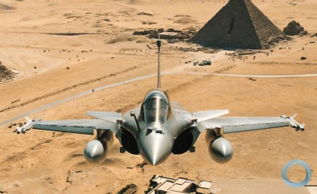 What does egypt get for choosing the rafale - Dassault's fighter jet?