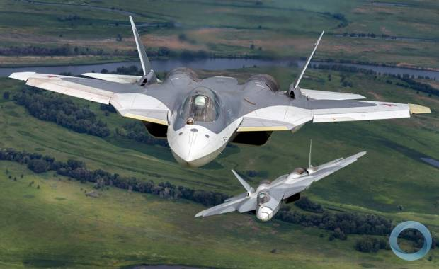 T-50  stealth fighter iun development an soon to enter in operational service.