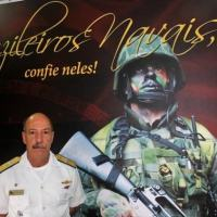 Major General César Lopes Loureiro is the commander of the Amphibious Division of the Brazilian Marines. After his promotion to lieutenant general, he will be the new commander of the Fleet Marine Squad (FFE), which just commemorated its 60th anniversary. (Photo: Marcos Ommati/Diálogo)