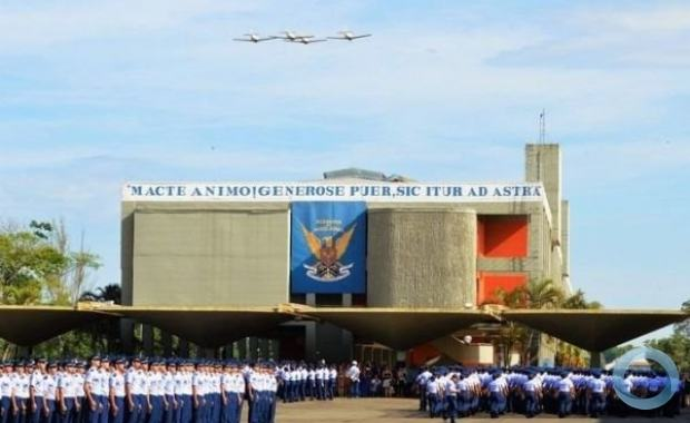 AFA has trained 191 foreign service members and will be hosting four cadets from USAFA beginning in July. (Photo: Brazilian Air Force)