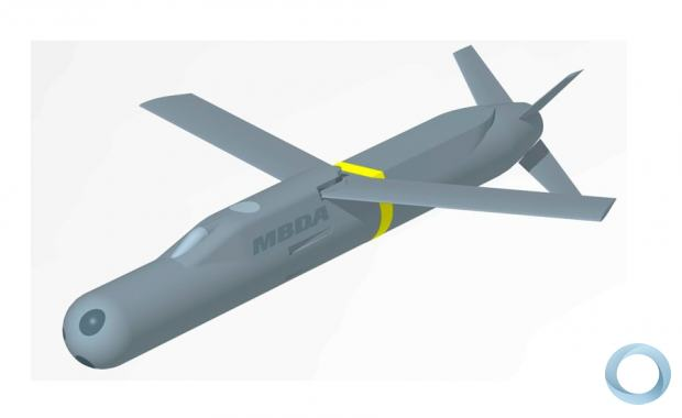 MBDA introduces the SmartGlider family of weapons