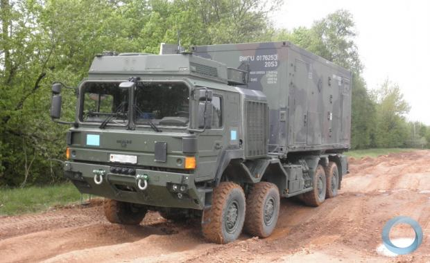 Rheinmetall MAN Military Vehicles